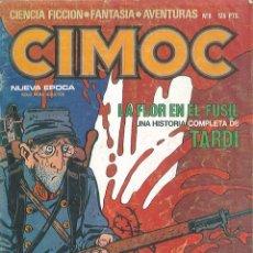 Cómics: CIMOC 8. Lote 49255820