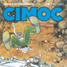 Cómics: CIMOC 46. Lote 49256185