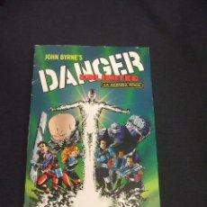 Comics: DANGER UNLIMITED - LA AGENDA FENIX - NORMA - . Lote 49303285