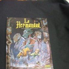 Cómics: LA HERMANDAD - LUCIUS - NORMA -. Lote 293862823