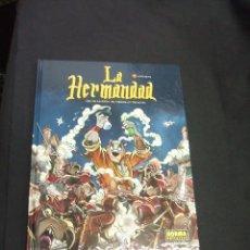 Cómics: LA HERMANDAD - ASTRABAN - NORMA -. Lote 293862853