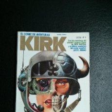 Cómics: KIRK - EXTRA Nº 4 (CONTIENE LOS Nº 13 Y 14, FALTA EL 12). Lote 49376391