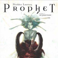 Cómics: CÓMICS. PROPHET 4. DE PROFUNDIS - MATHIEU LAUFFRAY (CARTONÉ). Lote 178115112