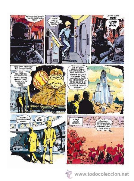 Cómics: Cómics. HANS. Edición integral 1 - Grzegorz Rosinski/A.P. Duchâteau (Cartoné) - Foto 3 - 266814744