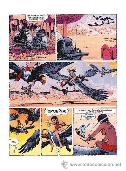 Cómics: Cómics. HANS. Edición integral 1 - Grzegorz Rosinski/A.P. Duchâteau (Cartoné) - Foto 4 - 266814744