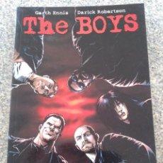 Cómics: THE BOYS 1 -- GARTH ENNIS & DARICK ROBERTSON -- NORMA EDITORIAL --. Lote 49523252