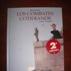 Cómics: LOS COMBATES COTIDIANOS INTEGRAL NORMA. Lote 49583730