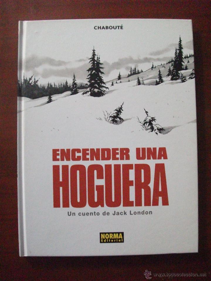 ENCERDER UNA HOGUERA NORMA (Tebeos y Comics - Norma - Otros)