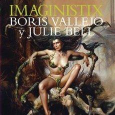 Comics - Cómics. IMAGINISTIX - Boris Vallejo/Julie Bell (Cartoné) - 49742190