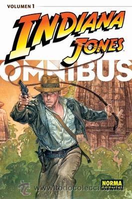 CÓMICS. INDIANA JONES OMNIBUS 1 - VARIOS AUTORES (Tebeos y Comics - Norma - Comic USA)