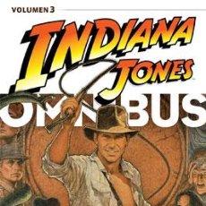 Cómics: CÓMICS. INDIANA JONES OMNIBUS 3 - VARIOS AUTORES. Lote 49751522
