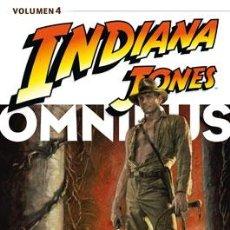 Cómics: CÓMICS. INDIANA JONES OMNIBUS 4 - VARIOS AUTORES. Lote 49751695