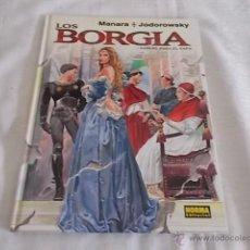 Cómics: LOS BORGIA Nº 1 SANGRE PARA EL PAPA. Lote 49849729