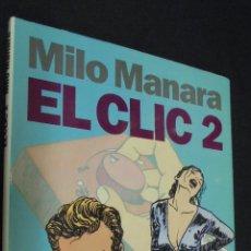 Cómics: MILO MANARA. EL CLIC 2. NORMA EDITORIAL. . Lote 49878418