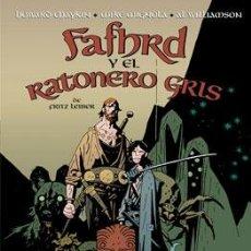 Cómics: CÓMICS. FAFHRD Y EL RATONERO GRIS - HOWARD CHAYKIN/MIKE MIGNOLA/WILLAMSON. Lote 199710133