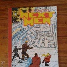 Cómics: NEXT MEN 8 NORMA. Lote 49924377