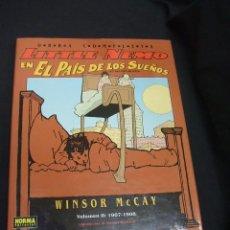 Cómics: LITTLE NEMO EN EL PAIS DE LOS SUEÑOS - WINSOR MC CAY - VOLUMEN 2 - 1ª EDICION - NORMA -. Lote 50035996
