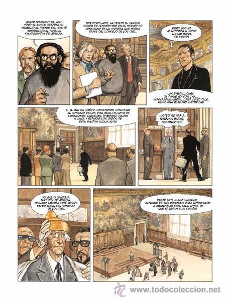 Cómics: Cómics. MARINA 2. LA PROFECÍA DE DANTE ALIGHIERI - Zidrou/Matteo (Cartoné) - Foto 2 - 269120558