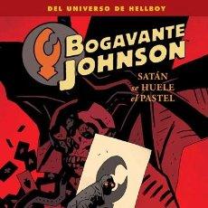 Cómics: CÓMICS. BOGAVANTE JOHNSON 3. SATÁN SE HUELE EL PASTEL - MIKE MIGNOLA/JOHN ARCUDI/VARIOS ARTISTAS. Lote 50066457