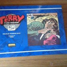 Cómics: TERRY Y LOS PIRATAS 8 NORMA. Lote 50095334