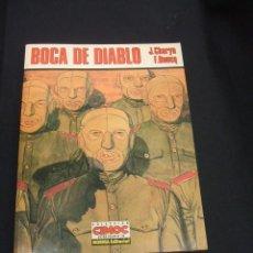 Cómics: CIMOC EXTRA COLOR Nº 74 - BOCA DE DABLO - J. CHARYN - F. BOUCQ - NORMA - . Lote 50099712