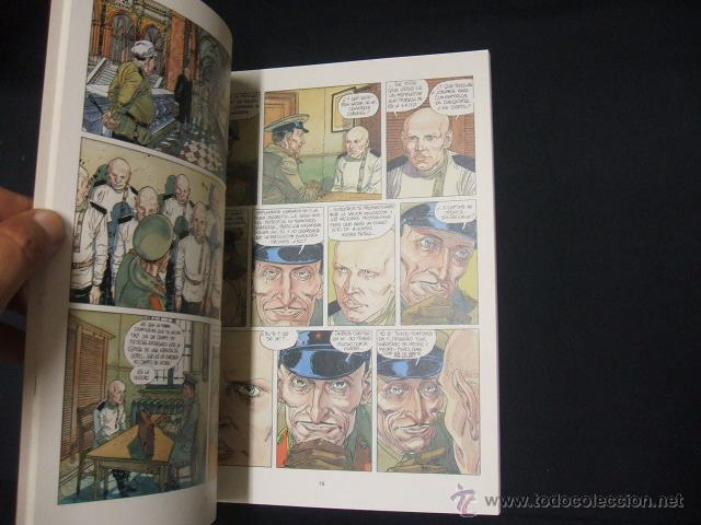 Cómics: CIMOC EXTRA COLOR Nº 74 - BOCA DE DABLO - J. CHARYN - F. BOUCQ - NORMA - - Foto 2 - 50099712