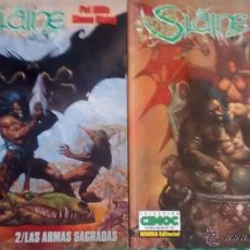 Cómics: SLAINE DE SIMON BISLEY. Lote 50117367