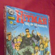 Comics : HITMAN. UNO DE LOS NUESTROS. COLECCION COMPLETA. 3 TOMOS. NORMA EDITORIAL. PRECINTAD. Lote 50295730