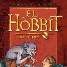 Cómics: CÒMICS. EL HÒBBIT (ED. CATALÁN) - J.R.R. TOLKIEN/CHUCK DIXON/DAVID WENZEL (CARTONÉ). Lote 50350633