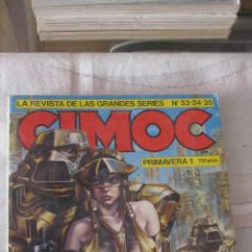 Cómics: M69 RETAPADO CIMOC PRIMAVERA 1 NUMEROS 33 34 35. Lote 50363596