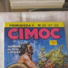 Cómics: M69 RETAPADO CIMOC PRIMAVERA 6 NUMEROS 66 67 68. Lote 50363601