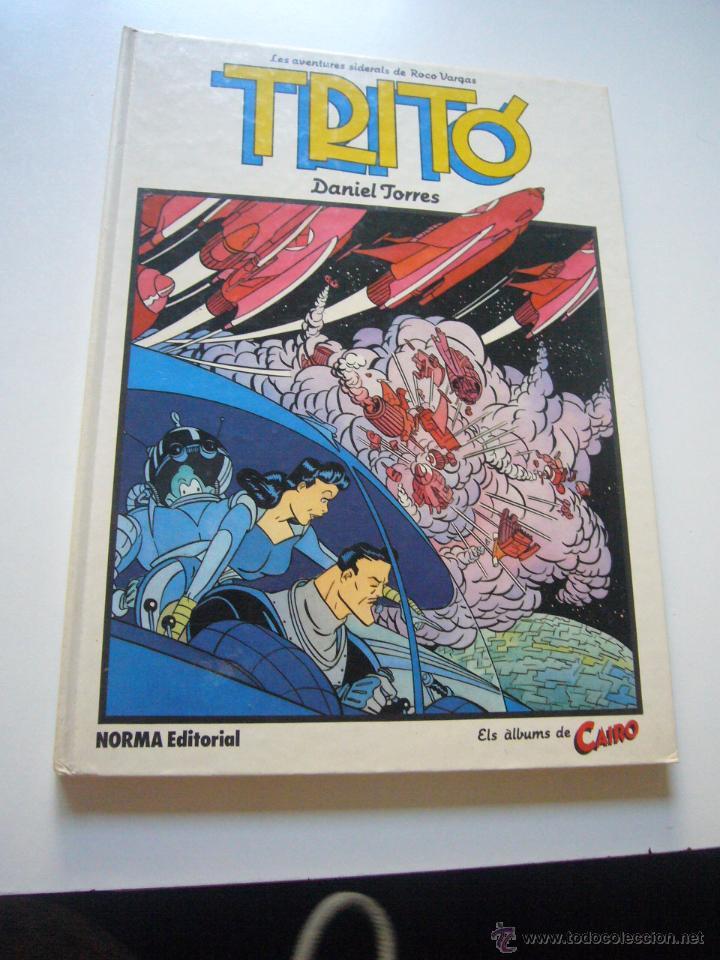 TRITO - ELS ALBUMS DE CAIRO 2 - DANIEL TORRES - CARTONE - EN CATALAN NORMA 1984 E6 (Tebeos y Comics - Norma - Comic Europeo)