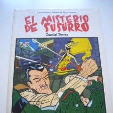 Cómics: LAS AVENTURAS SIDERALES DE ROCO VARGAS Nº 8 - EL MISTERIO DE SUSURRO - DANIEL TORRES- NORMA 1985 E6. Lote 50371848