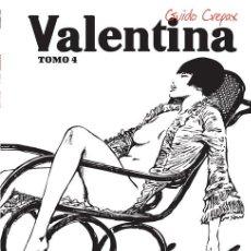 Cómics: CÓMICS. VALENTINA 4 - GUIDO CREPAX (CARTONÉ). Lote 262068595