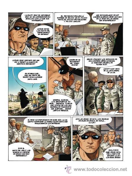 Cómics: Cómics. I.R.S. 15. PLUSVALÍAS DE LA MUERTE - Vrancken/Desberg (Cartoné) - Foto 2 - 262135185