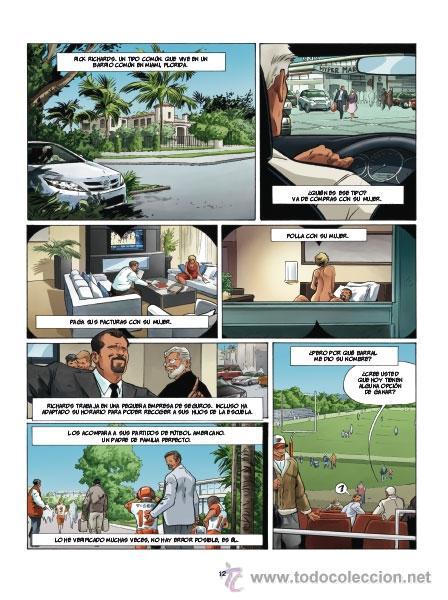 Cómics: Cómics. I.R.S. 15. PLUSVALÍAS DE LA MUERTE - Vrancken/Desberg (Cartoné) - Foto 3 - 262135185