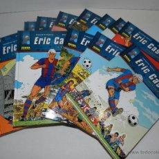Cómics: (M20) ERIC CASTEL - COLECCION COMPLETA DEL 1 AL 15 ,NORMA EDITORIAL 2012 EN CASTELLANO, FC BARCELONA. Lote 50515993