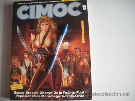 CIMOC Nº 20 - NORMA EDITORIAL - COMICS - (Tebeos y Comics - Norma - Cimoc)