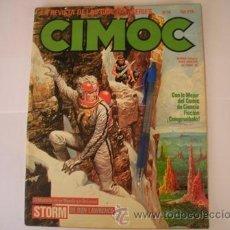 Cómics: CIMOC Nº 20 - NORMA EDITORIAL - COMICS -. Lote 50578480
