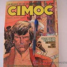 Cómics: CIMOC Nº 22 - NORMA EDITORIAL - COMICS -. Lote 50578515