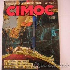 Cómics: CIMOC Nº 23 - NORMA EDITORIAL - COMICS -. Lote 50578535