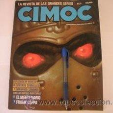 Cómics: CIMOC Nº 25 - NORMA EDITORIAL - COMICS -. Lote 50578559