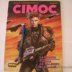 Cómics: CIMOC Nº 82 - NORMA EDITORIAL - COMICS -. Lote 50578635