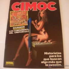 Cómics: CIMOC Nº 91 - NORMA EDITORIAL - COMICS -. Lote 50578821