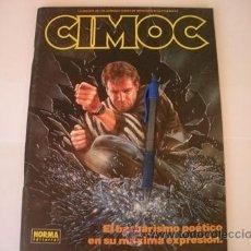 Cómics: CIMOC -Nº 92 - NORMA EDITORIAL - COMICS -. Lote 50581177
