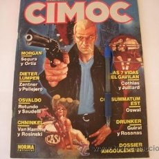 Cómics: CIMOC - Nº - 96 - NORMA EDITORIAL - COMICS -. Lote 50581311
