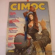 Cómics: CIMOC - Nº -97 - NORMA EDITORIAL - COMICS -. Lote 50581355