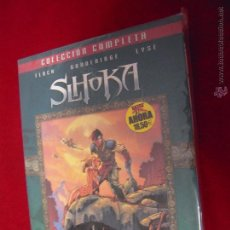 Cómics: SLHOKA - COLECION COMPLETA 3 COMICS - FLOCH & GODDERIDGE & LYSE - CARTONE. Lote 50616650