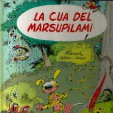 Cómics: LA CUA DEL MARSUPILAMI - FRANQUIN / BATEM / GREG - NORMA - 1988 - EN CATALÁN. Lote 50627930