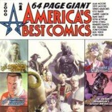 Cómics: ESPECIAL AMERICA´S BEST COMICS POR VARIOS AUTORES: ALAN MOORE, RICK VEITCH, PLANETA DEAGOSTINI, ´01. Lote 50932408
